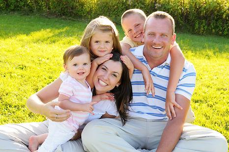 akademia świadomego istniena - szczęśliwa rodzina