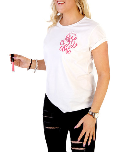 Strong Self Club Love T-shirt