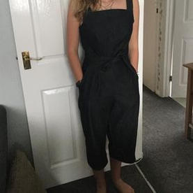 Rosalyn has made a jumpsuit