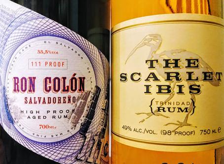 Ron Colón & The Scarlet Ibis Rum Review