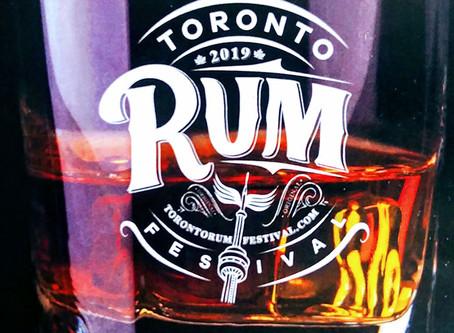Toronto Rum Festival 2019 - A Bumbu Fest