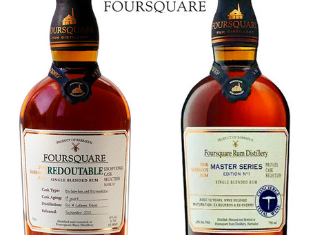 Foursquare Redoutable & Master Series Edition 1 - Rum Review