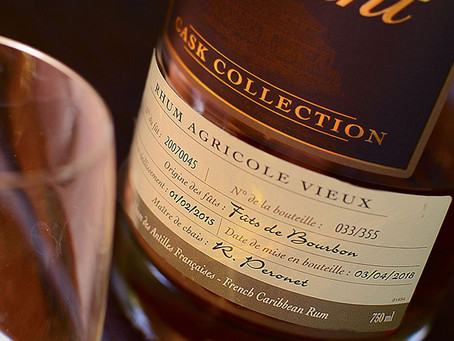 Steve's Rum Ruminations - Clement & Trois Rivieres & Rhum J.M