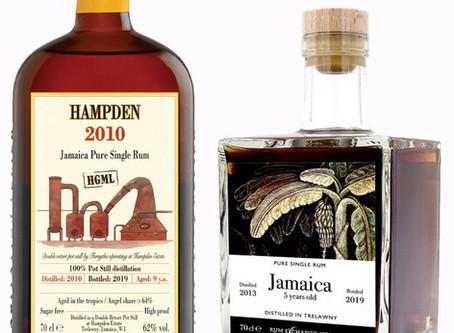 Kill Devil Hampden 16 vs Velier Hampden 2010 vs Rum Exchange Jamaica 5 Review