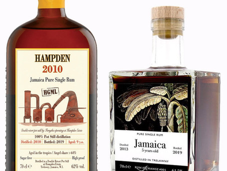 Kill Devil Hampden 16 vs Velier Hampden 2010 vs Rum Exchange Jamaica 5 Review