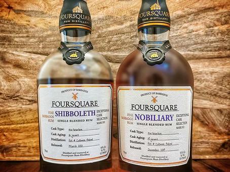 Foursquare Shibboleth vs Nobiliary - Rum Review