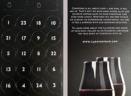 24 Days Of Rum - 1423.DK Advent Calendar