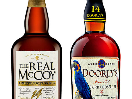 Doorly's 14 vs The Real McCoy 14 - Foursquare Rum Review