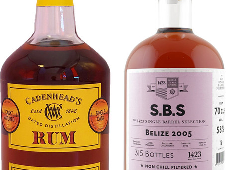 Belize Rum Review - A Sleeping Giant?