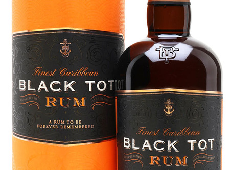 Black Tot Rum Review & History & Interview