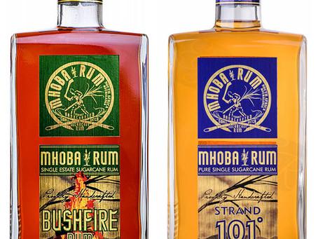 Mhoba BushFire & Strand 101 Rum Review