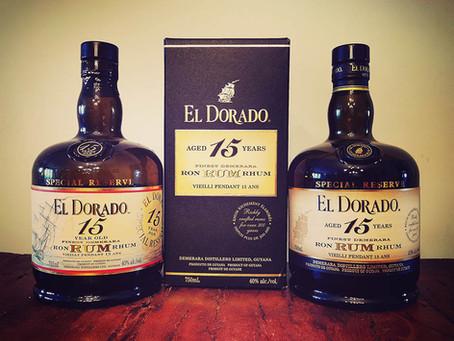 El Dorado 15 Rum Review - Old Vs New - Where's The Sugar?!