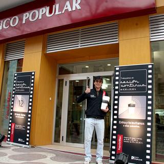 Street Marketing Banco Popular
