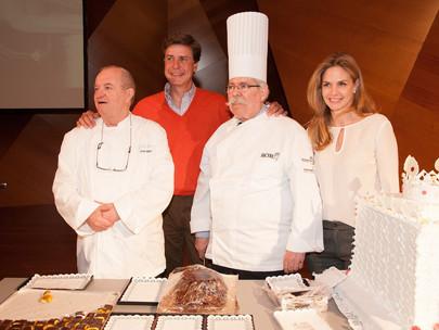 Taller culinario Chefs Estrellas Michelín