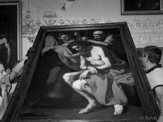 'Cristo coronado de espinas' de José de Ribera