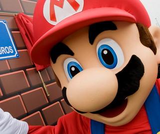 Acción Nintendo Super Mario