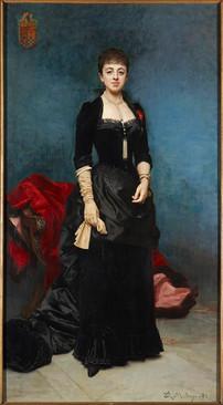 Rosario Falco, Condesa de Siruela