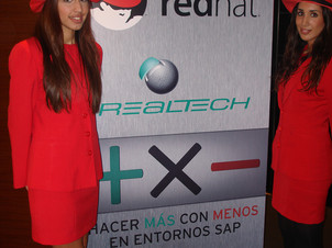 RedHat Realtech Roadshow