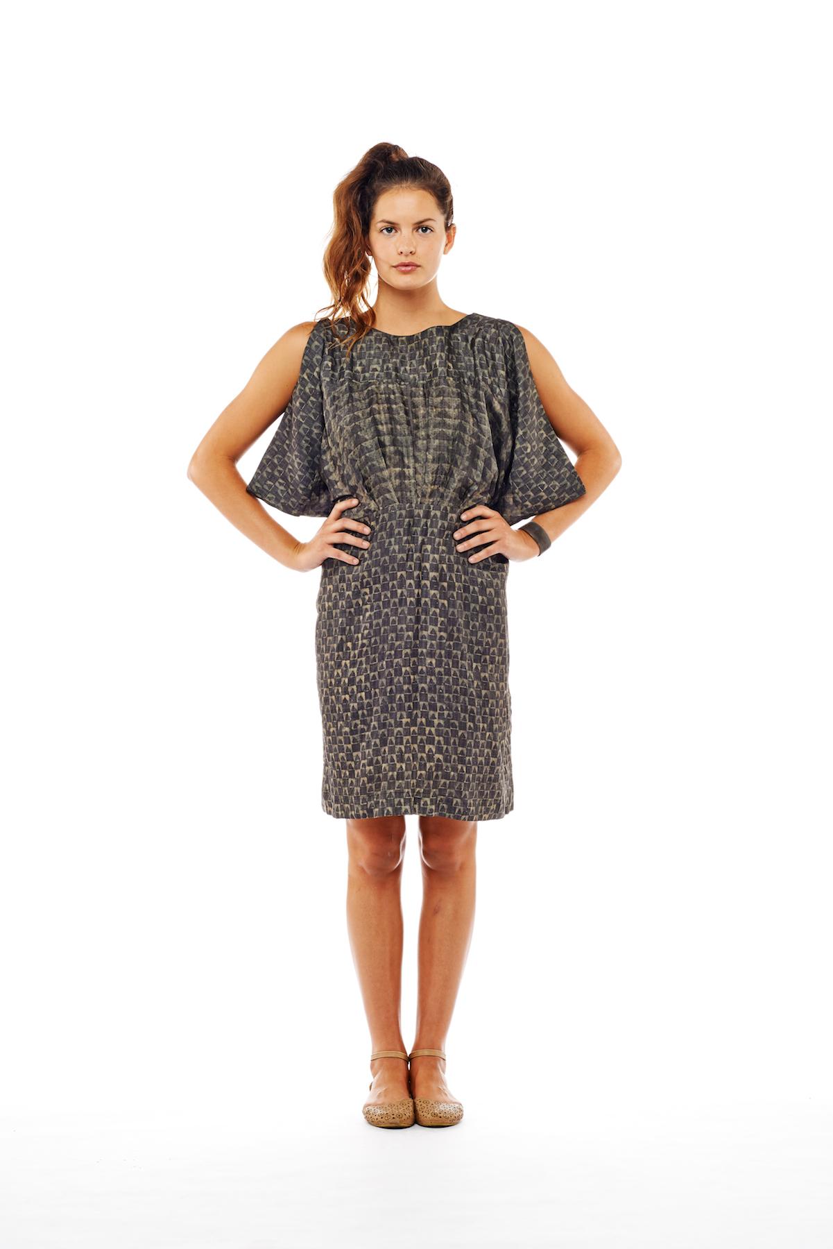 caftan dress short