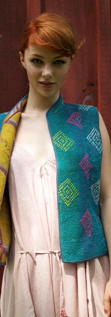 reverse vest - s