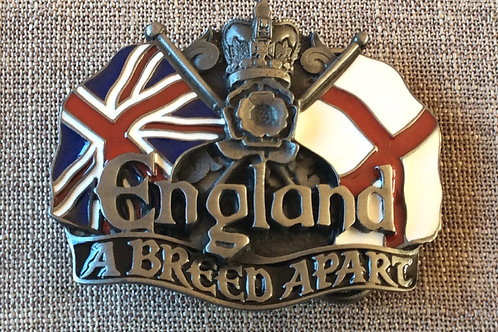 ENGLAND A BREED APART DD122