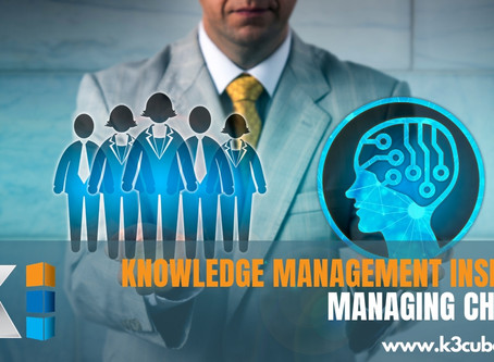 Knowledge Management Insights: Managing Change