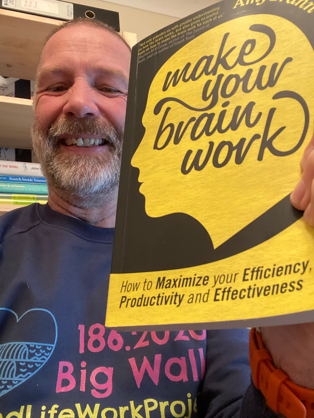 David Griffiths Book Review Make Your Brain Work