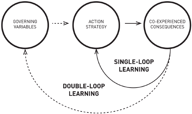 Argyris & Schol Double Loop Learning