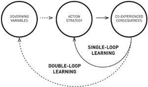Argyris & Schol Double Loop Learning
