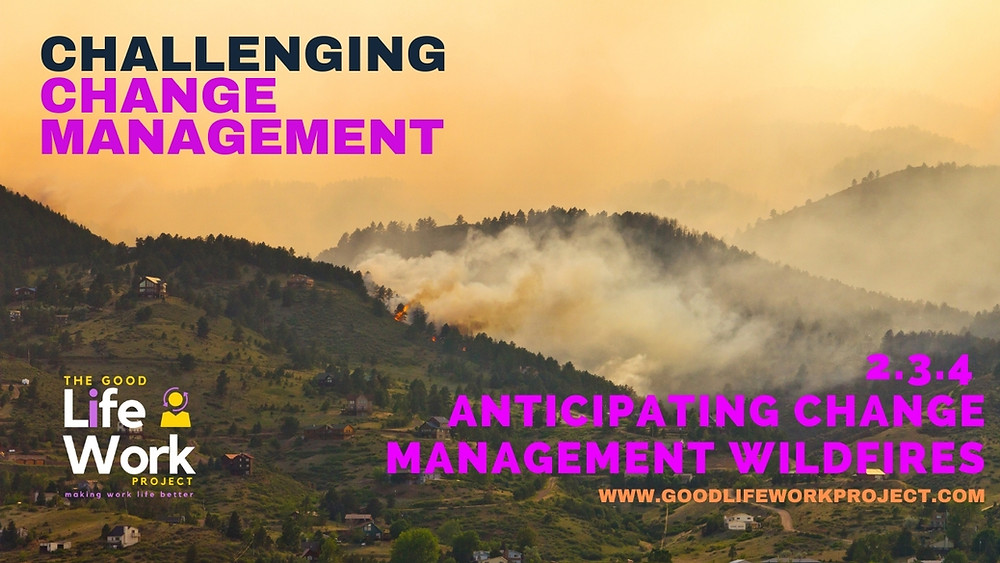 anticipatory awareness and Change Management