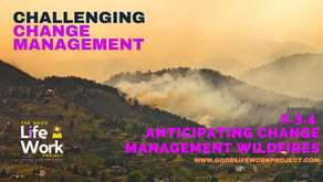 2.3.4 Anticipating Change Management Wildfires