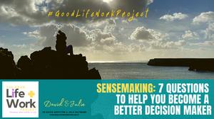 sensemaking AND decision-making