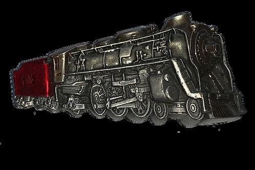 Train Belt Buckle K39