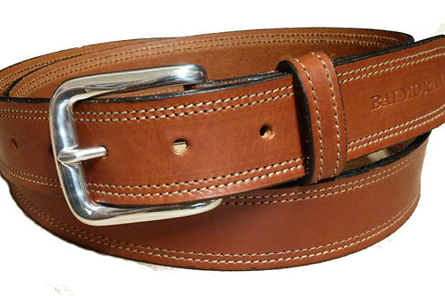 Tan Bridle Leather Belt 38mm
