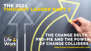 The Change Delta: PRO-PIE and The Power of Change Colliders