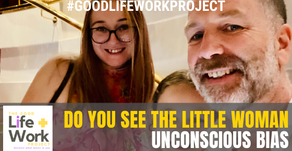 Do you see the little woman? (Unconscious Bias)
