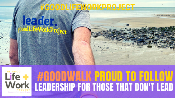 Are you proud to follow? Leadership for people who don't lead