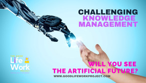 Knowledge Management: will you see the artificial future?