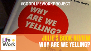 "Buster Benson's ""WHY ARE WE YELLING?"":  The Good Life and Work Book Review"