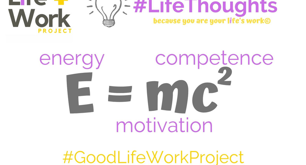 Energy requires motivation and competence