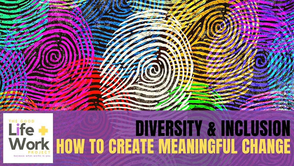 Diversity and inclusion through behavioural change