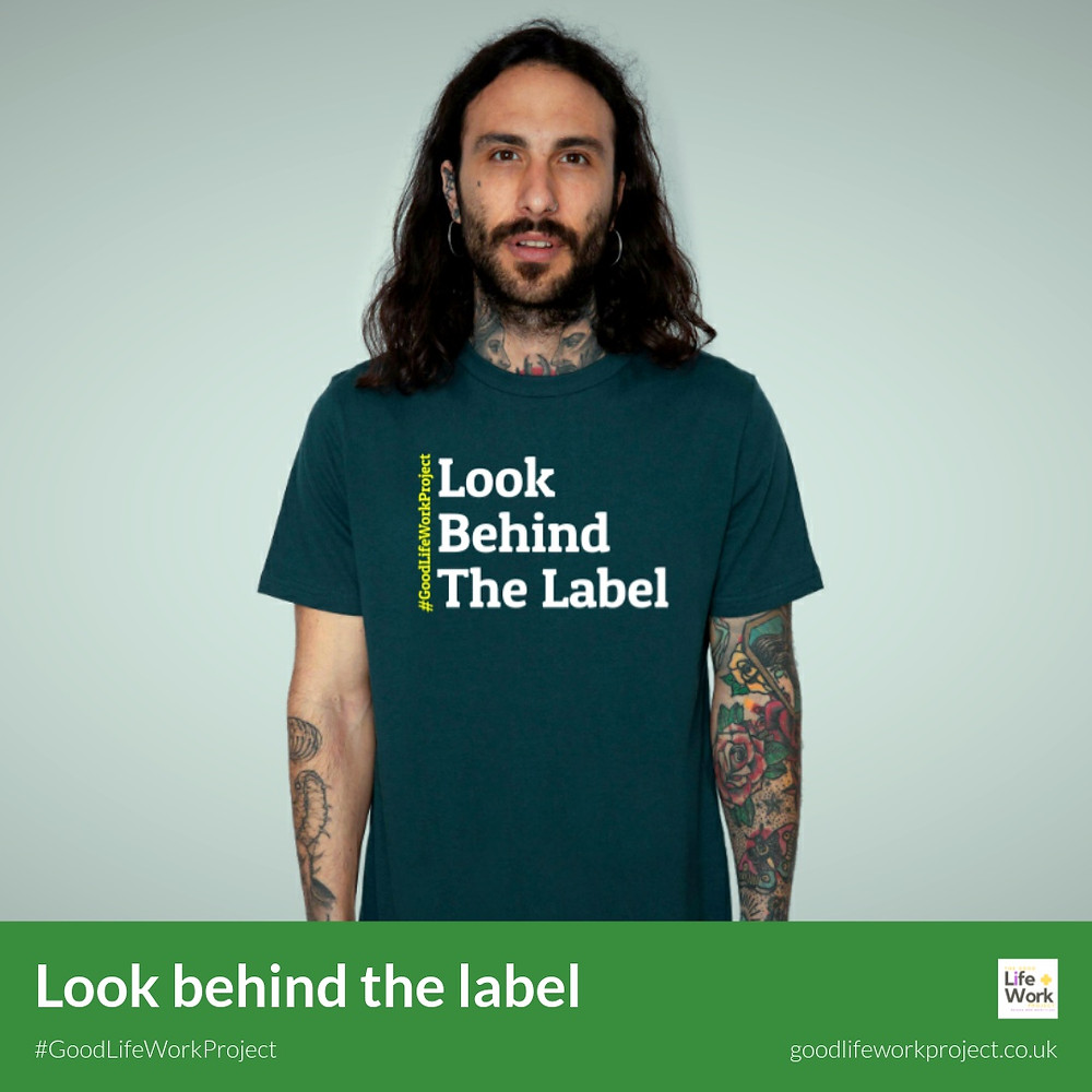 Look Behind The Label