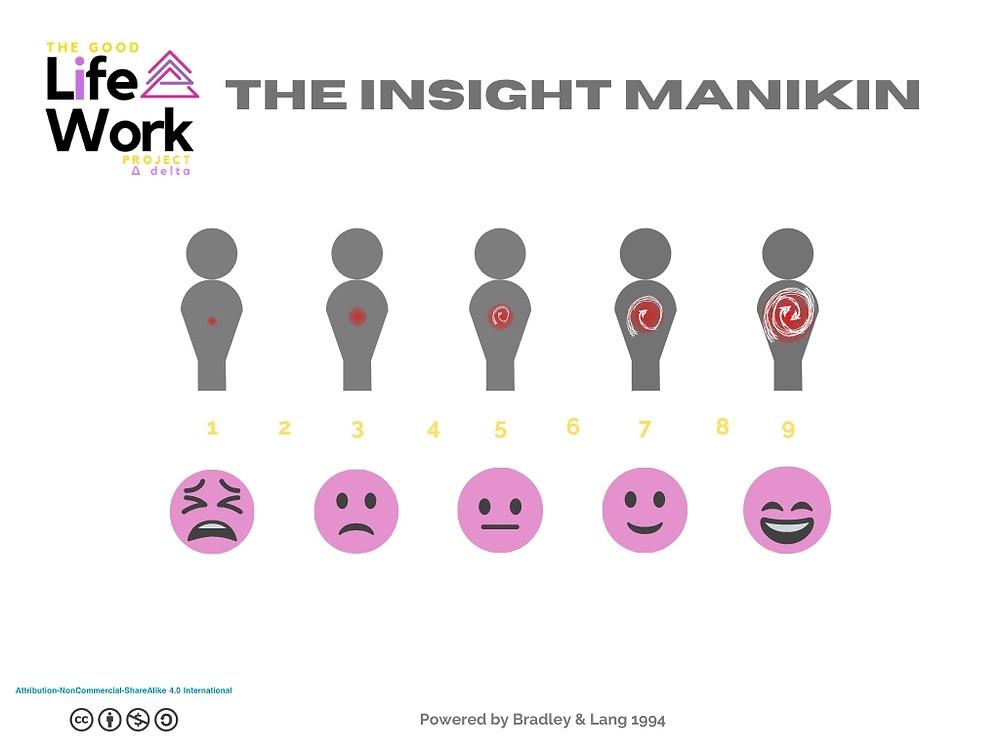 Change Management Emotions Insight Manikin