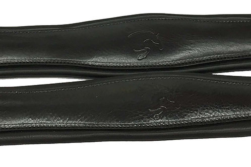 Atherstone Girth Plain Black