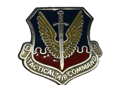 Tactical Air Command Buckle gt1985