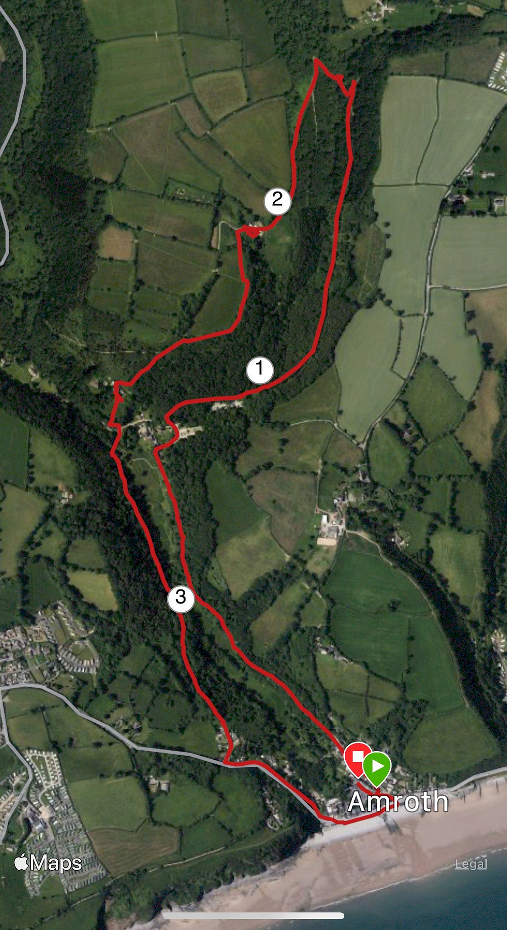 Business Development Thinking | 3.75 Mile Good Walk