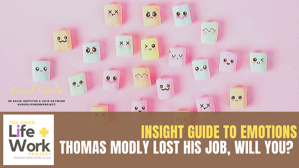 Guide to emotions Thomas Modly