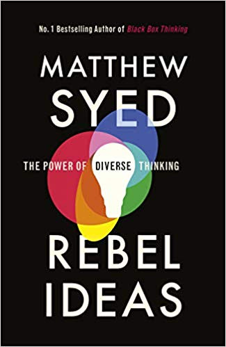 Matthew Syed Rebel Ideas Review