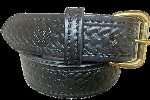 Celtic Belt Black Bridle CB1