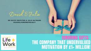 Ignoring gifts: the company that undervalued motivation by £1+ million!